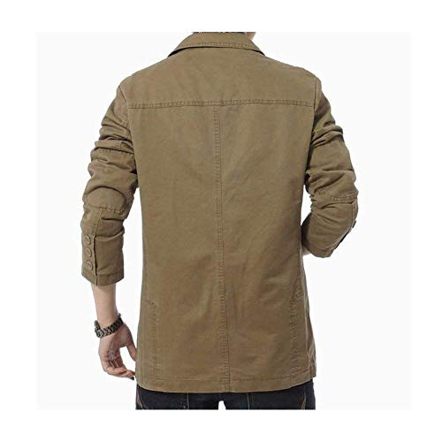 Luxe Casual 100 Col Veste Style Fit Manteau Slim Blazer De Hommes nWqvTnga7