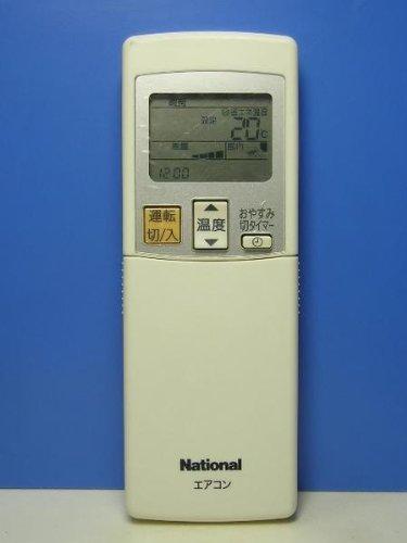 ナショナル エアコンリモコン A75C2874 B00AX25LJA