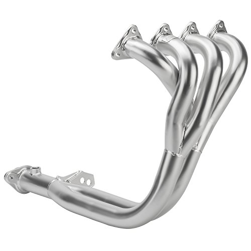 - DC Sports AHC6511 Acura Integra GS-R 4-2-1 Header with Ceramic Coating, Silver
