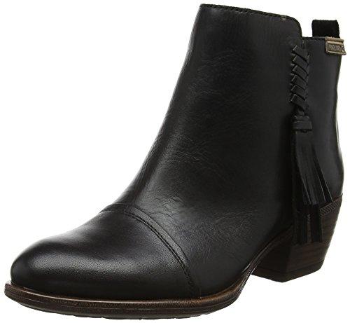 Black Stivali i17 W9m black Nero Baqueira Donna Pikolinos qwgapABx