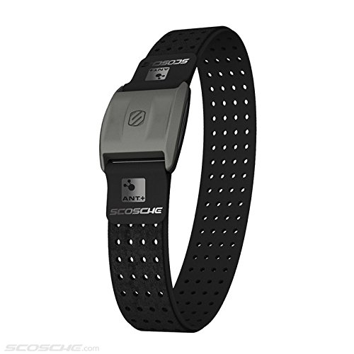 Amazon.com: SoulAr 730320 Scosche RHYTHM+ Pulse Monitor Armband: Electronics
