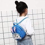 Lanhui New Cartoon Kindergarten Backpack Cute Child Bag Bunny Rabbits Child Bookpack