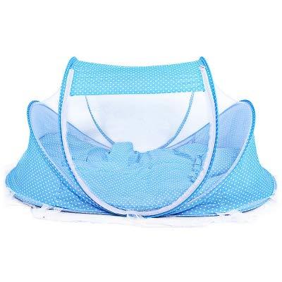 Summit Rain Canopy Double (4pcs Portable Type Comfortable Babies Sealed Mosquito Net Mattress Pillow Mesh Bag)