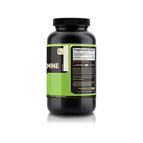 Glutamine muscle recovery