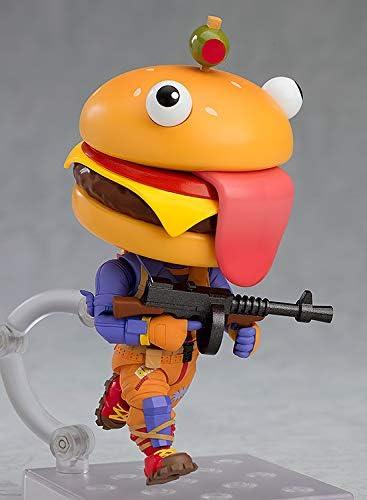Beef Boss Nendoroid Action Figure Good Smile Fortnite
