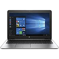 HP EliteBook 850 G4 15.6 inch Full HD Premium Business Laptop PC (Intel i5 Kaby Lake Processor, 32GB RAM, 512GB SSD, 15.6 inch FHD 1920x1080 Display, Back-lit Keyboard, Fingerprint Reader, Win 10 Pro)