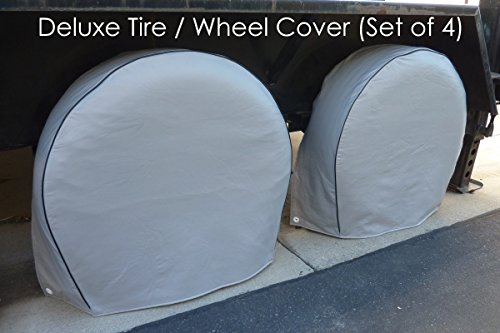 Deluxe Tire Wheel Covers For Rv S Travel Trailers Toy