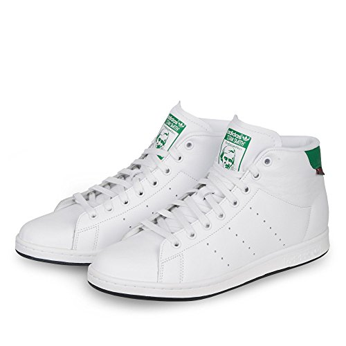 white adidas chaussures green 5 Winter 11 Stan white 8qYzx8A