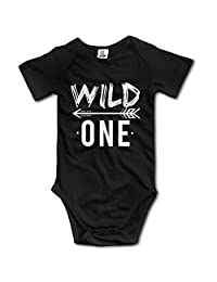 Wild One Toddler Baby Onesies Toddler Clothes