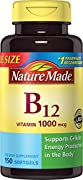 B-12 is an important B vitamin that supports a number of key functions in the body including energy production, red blood cell synthesis and nervous system support.