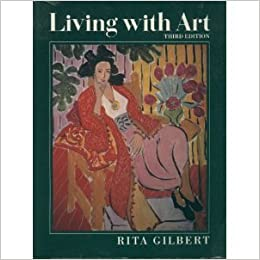 Living with art rita gilbert 9780070234543 amazon books living with art 3rd edition fandeluxe Image collections