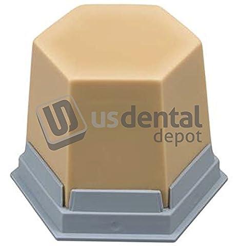 RENFERT - Geo Classic Opaque-Beige-75G- # 497-0100 # 4970100 023-497-0100 Us Dental Depot (Renfert Geo Classic Wax)