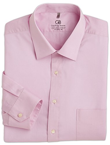Geoffrey Beene Big and Tall Wrinkle-Free Comfort Stretch Dress Shirts