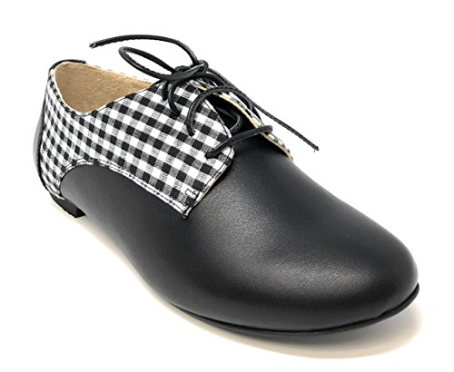 Shoes of Prey Women's Bourne 0 Flats EU 32.5 Wide (C)