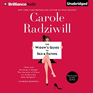 The Widow's Guide to Sex and Dating Audiobook