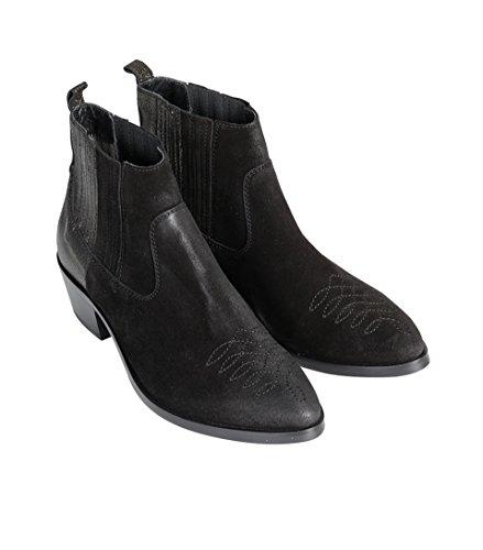 JANET Juno Damen amp; schwarz Schuhe Killers Gold JANET rqPrSpwcA