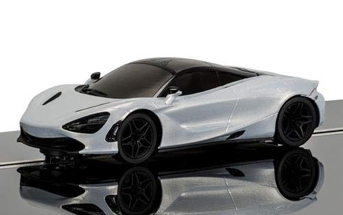 Scalextric McLaren 720S Glacier White 1:32 Slot Race Car C3982 from Scalextric