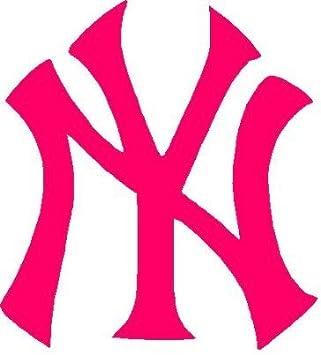 New York Yankees Cars Ny Yankees New York Wire Logo Sticker Decal Car Window Md 00025 8 New York Yankees Black And White Logos Yankees