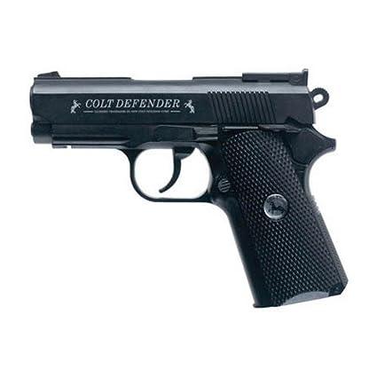 25bb8eb9 Umarex Colt Defender - Black .177 Airguns & Accessories