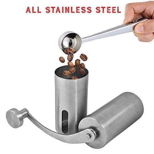 best manual coffee bean grinder
