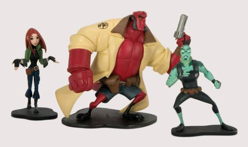 Hellboy Action Figures