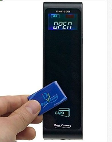 Access Control Terminal Keeper-Net DHT-300 (Card+Touch Pad) by DAEYOUNG