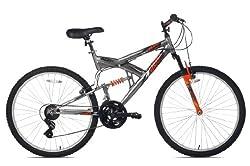 Northwoods Full-suspension Mountain Bike