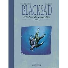 Blacksad 02 : L'histoire des aquarelles
