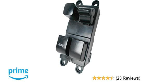 APDTY 012911 Power Window And Door Lock Switch Fits Front Left 1998 2001  Nissan Altima ...
