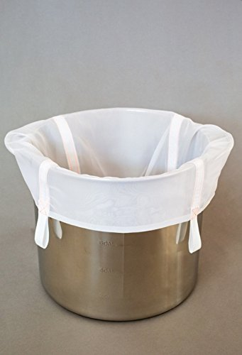 The Brew Bag - Fits a 30 to 42 Qt Brew Pot for Home Brewing Beer BIAB3042