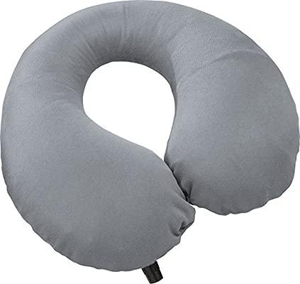 Therm-A-Rest Hinchable Cuello Almohada, Gris: Amazon.es: Deportes ...