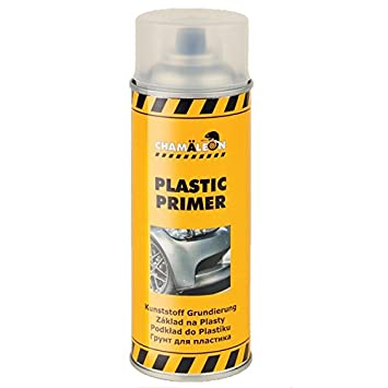 Chamaleon 1k Kunststoff Plastik Primer 1 X 400ml Spray Grundierung