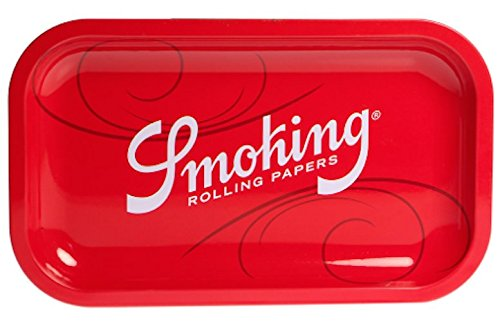 Smoking Rolling Papers Rolling Tray by Smoke Arsenal