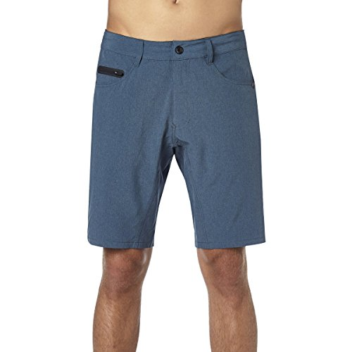 Fox Racing Mens Machete Tech Walkshort 34 Sulphur Blue