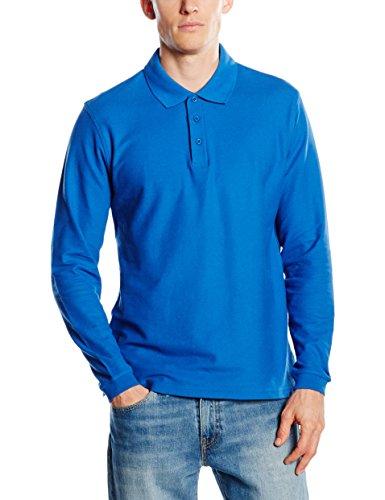 Blue Homme Fruit Polo Of Loom Bleu The royal 0Ppq0