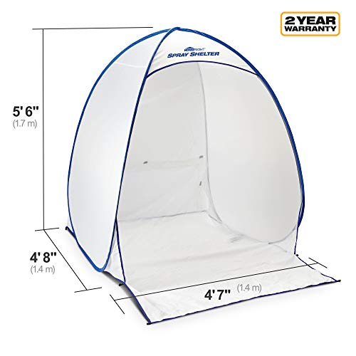 Homeright C900139.M Medium Spray Shelter Paint Booth