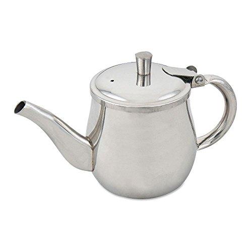 Browne (CT1) 10 oz Gooseneck - Ounce Gooseneck Teapot 10