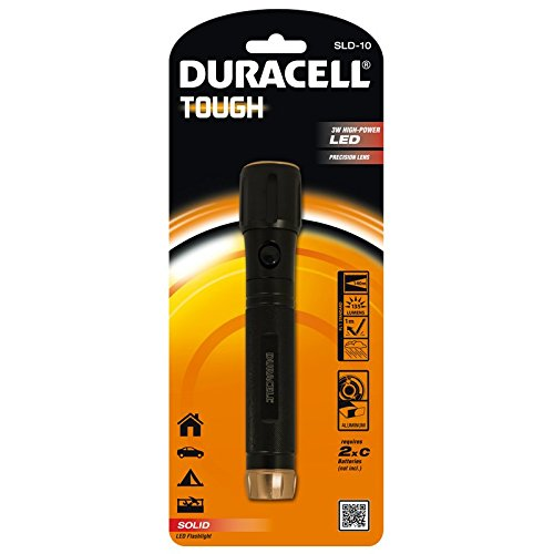 Duracell Tough Solid Taschenlampe SLD-1