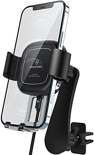 [2021Upgraded] Sinjimoru Auto Clamping Wireless...