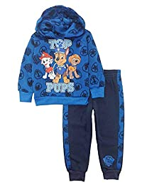 Paw Patrol Toddler Boys' 2 Piece Hoodie and Jogger Set