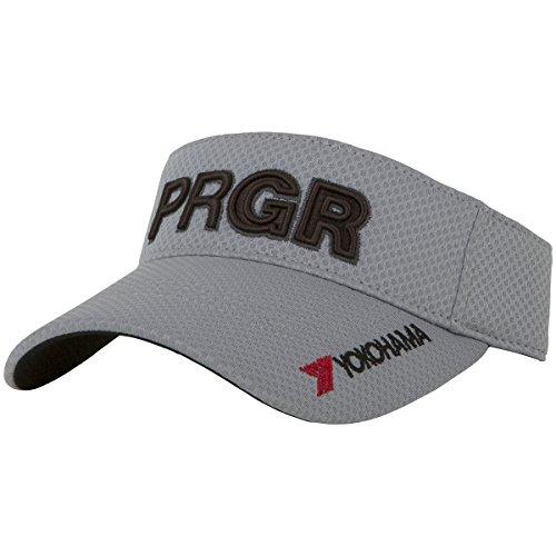 プロギア PRGR 帽子 スポーツモデル やわらかサンバイザー