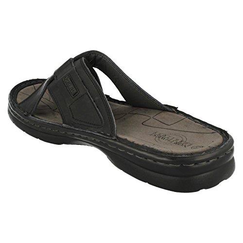 Mens Northwest Territory Slip On Sandals - Sahara Black NFs8lUE1u1