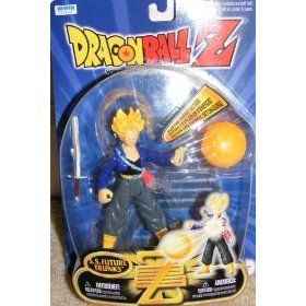 """Dragonball Z - 5"""" DELUXE SS FUTURE TRUNKS Action Figure - IRWIN"""