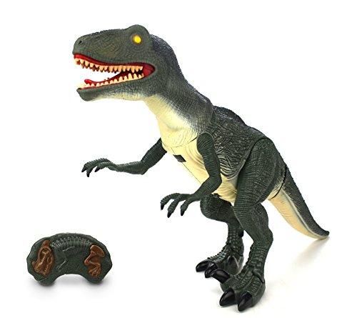 Dinosaur Planet Raptor Remote...