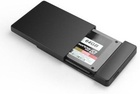 Carcasa para Disco Duro de Anclaje USB 3,0 6,35 cm para 6,35 cm ...