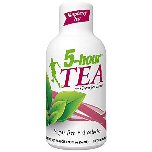 5-hour Energy Tea from Green Tea Leaves (RASBERRY TEA) by 5 Hour Energy (Image #3)