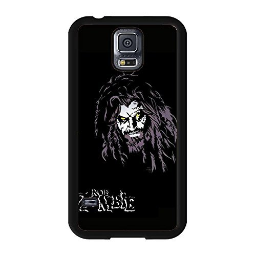 Case Shell Cool Horror Personalized Musician Rob Zommbie Phone Case Cover for Samsung Galaxy S5 I9600 Singer Rob Zommbie Great