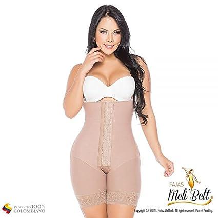 Faja Colombiana Reductora Modeladora Levanta Cola Butt Lifting Shaper Girdle Melibelt 2014 at Amazon Womens Clothing store:
