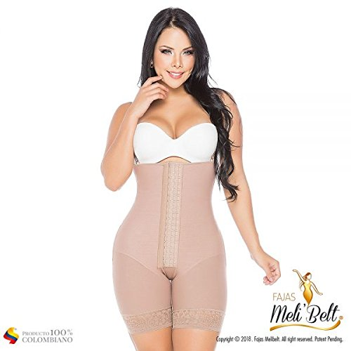Faja Colombiana Reductora Modeladora Levanta Cola Butt Lifting Shaper Girdle Melibelt 2014 at Amazon Womens Clothing store:
