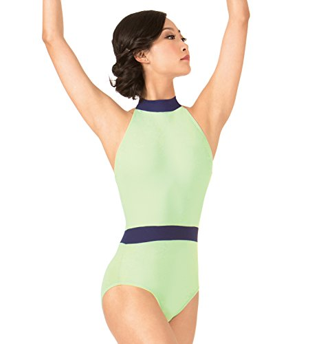 Halter Neck Leotard - 8